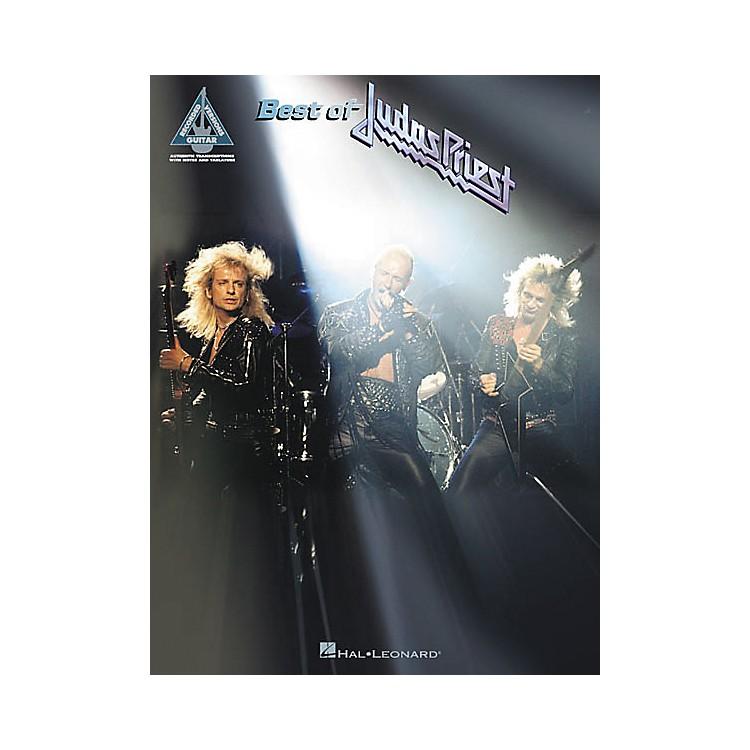 Hal LeonardBest of Judas Priest Guitar Tab Songbook