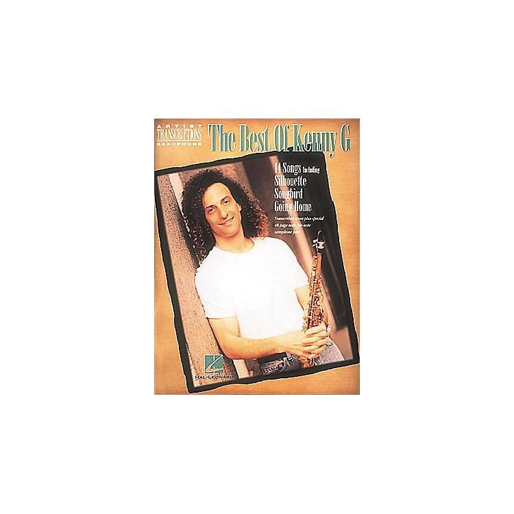 Hal LeonardBest of Kenny G - Saxophone (Saxophone)