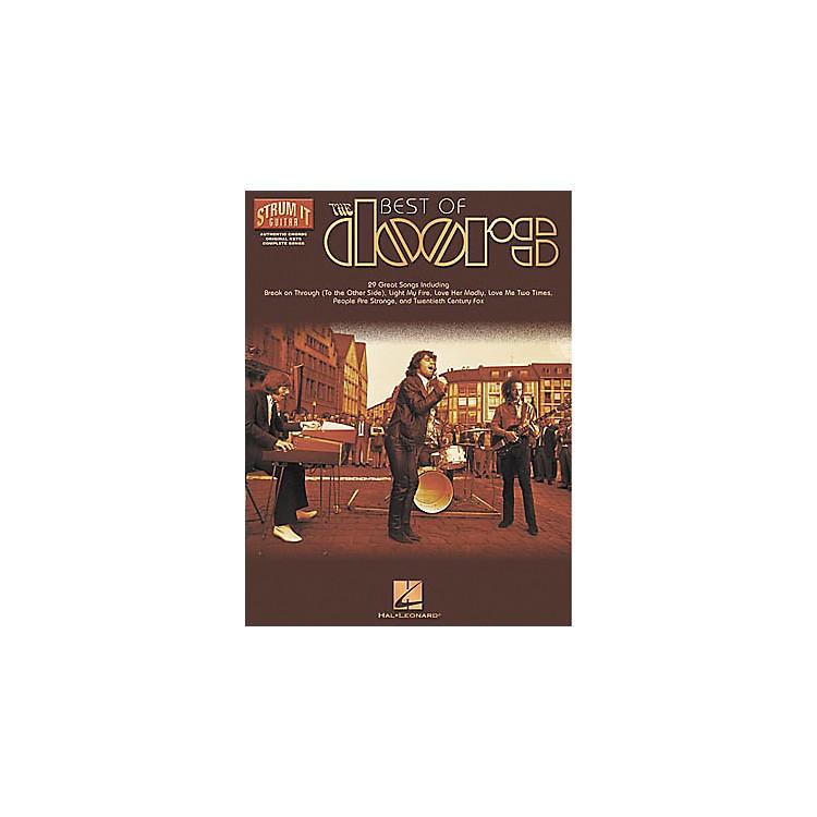 Hal LeonardBest of The Doors Book