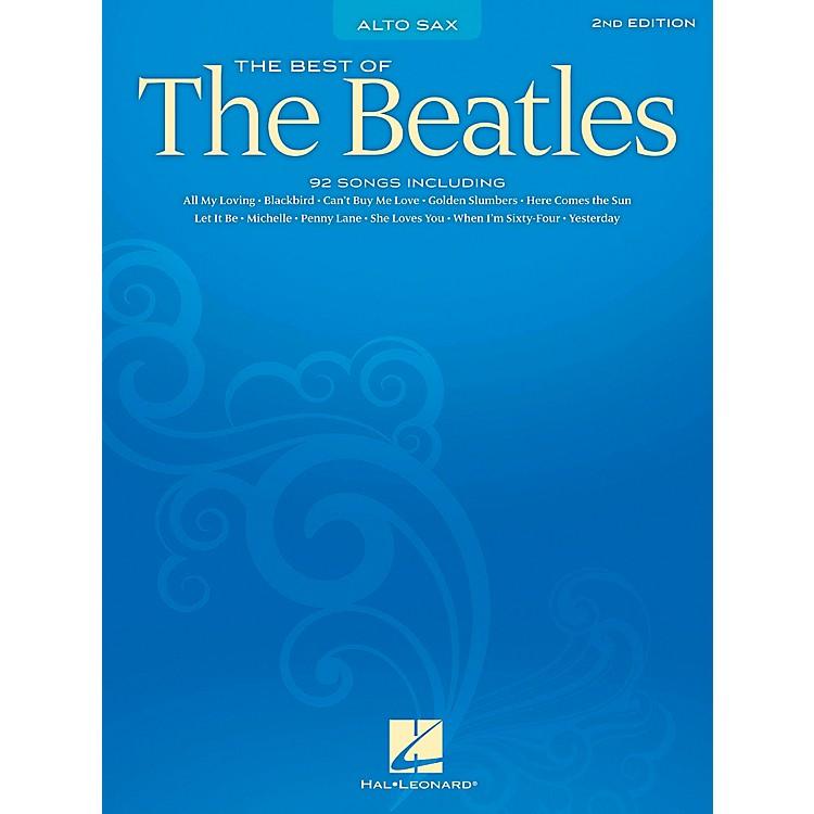 Hal LeonardBest of the Beatles - Alto Saxophone (Saxophone)