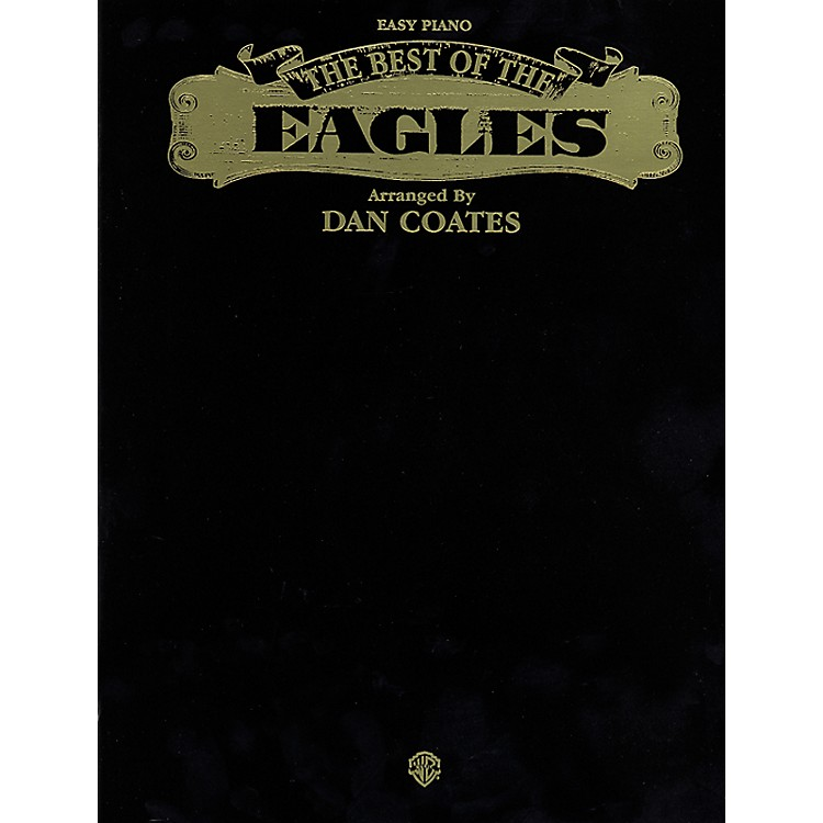 Alfred Best of the Eagles Book
