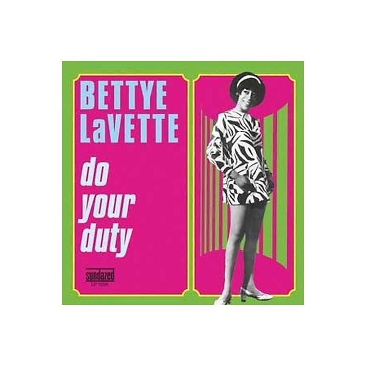 AllianceBettye LaVette - Do Your Duty
