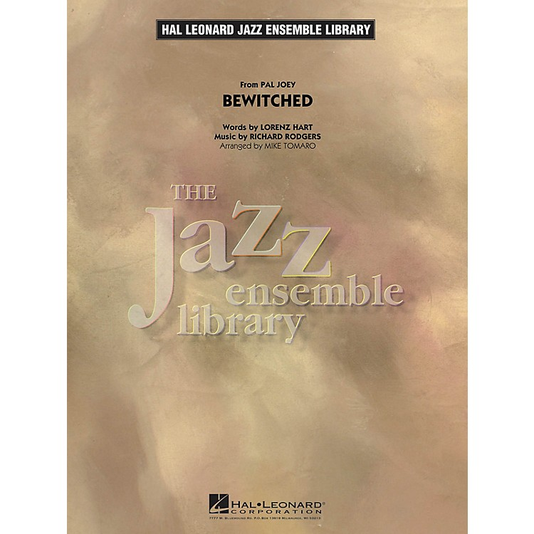 Hal Leonard Bewitched Jazz Band Level 4 Arranged by Mike Tomaro