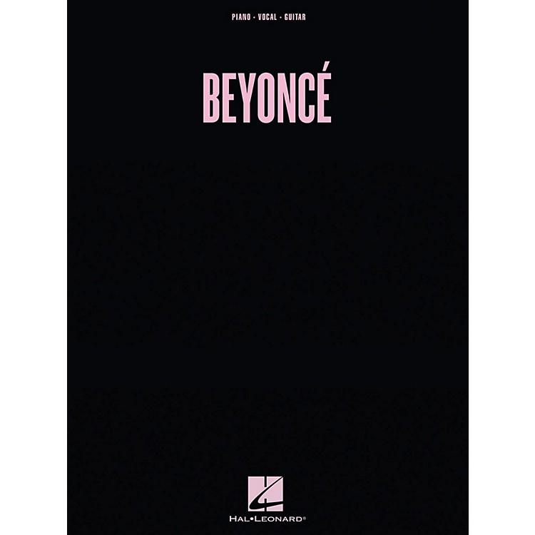Hal LeonardBeyonce - Beyonce for Piano/Vocal/Guitar