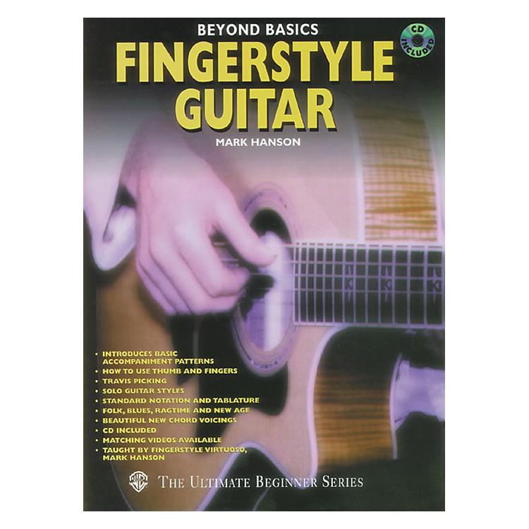 AlfredBeyond Basics - Fingerstyle Guitar (Book/CD)