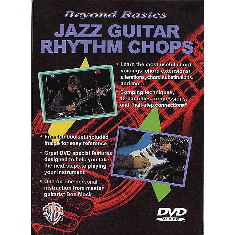 AlfredBeyond Basics/Jazz Rhythm Chops DVD