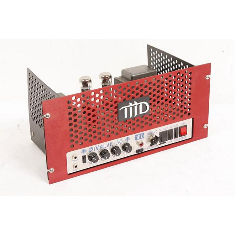 THDBiValve Rack-mounted Guitar Amp HeadRed886830320149