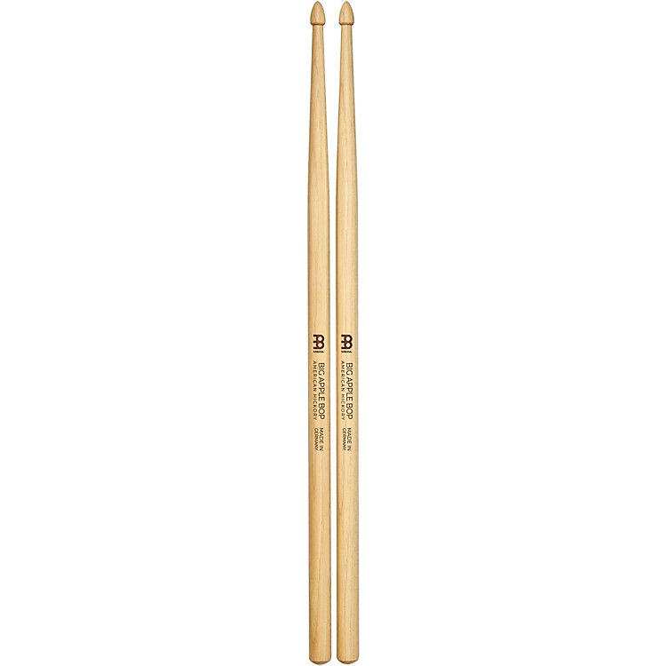 Meinl Stick & BrushBig Apple Bop Hickory Drum Stick7A