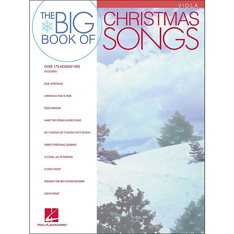 Hal LeonardBig Book Of Christmas Songs for Viola