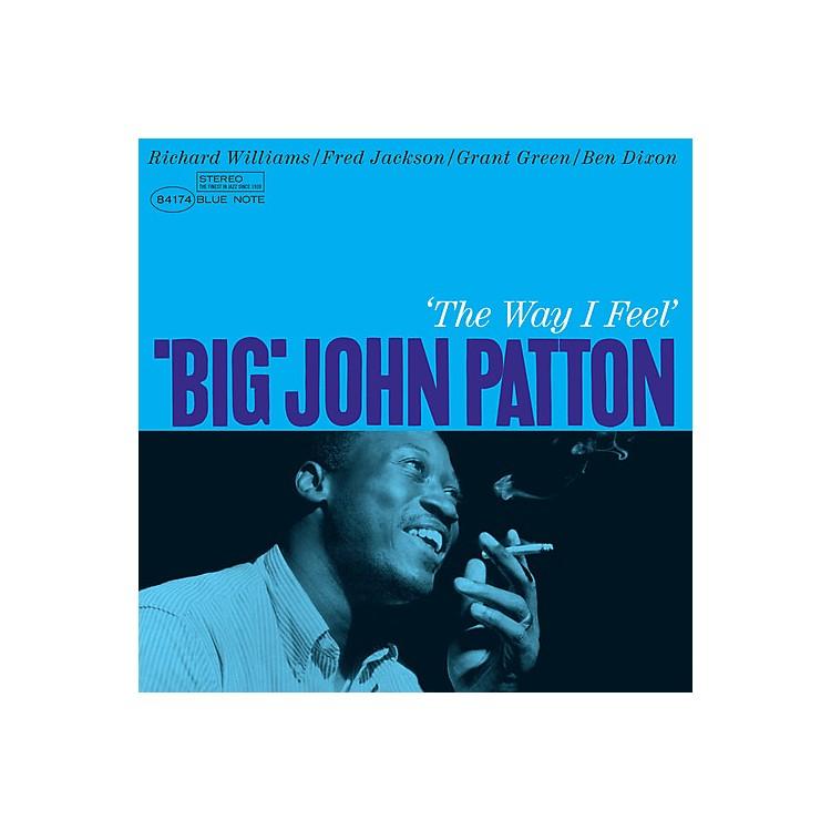 AllianceBig John Patton - Way I Feel