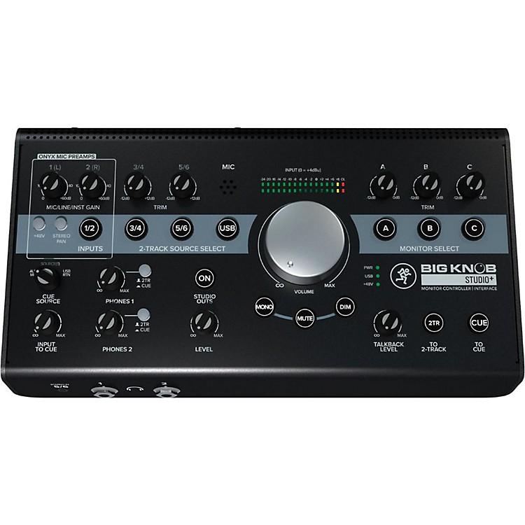 MackieBig Knob Studio+ Monitor Controller Interface