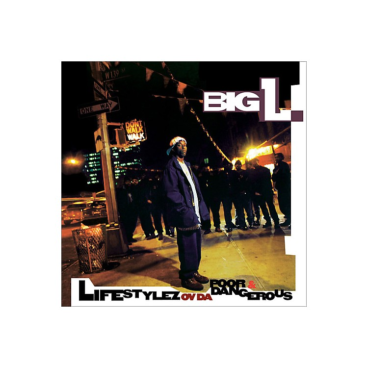 Alliance Big L - Lifestylez Ov Da Poor and Dangerous
