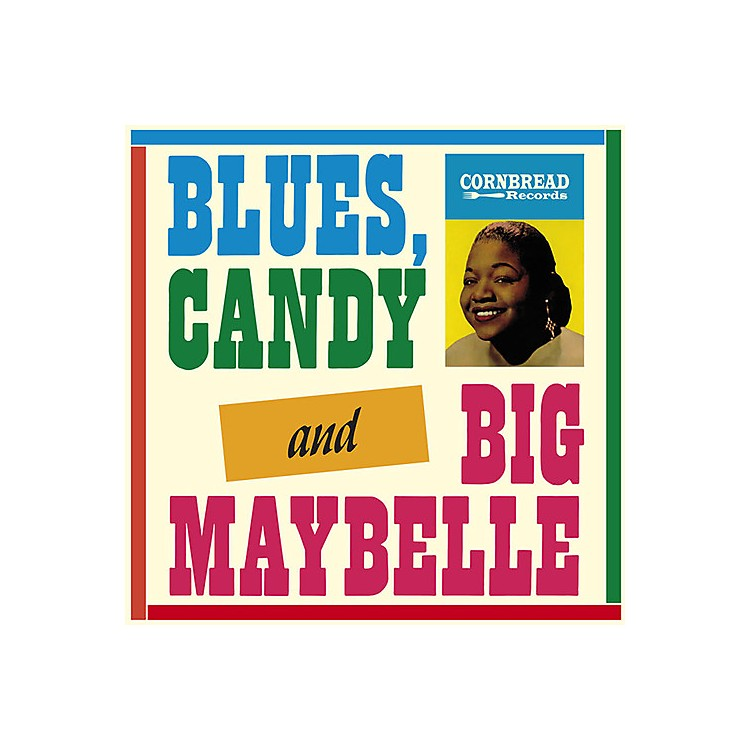 Alliance Big Maybelle - Blues Candy & Big Maybelle