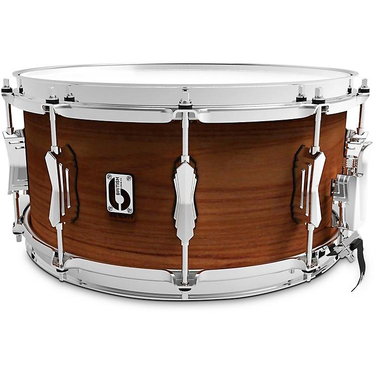British Drum Co.Big Softy Pro Snare Drum14 x 6.5 in.