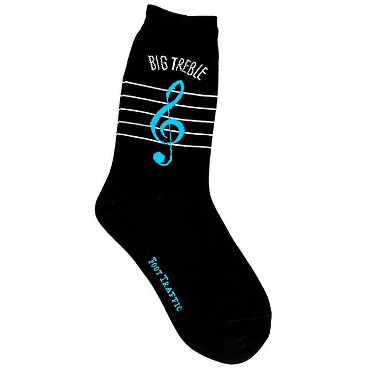 Foot TrafficBig Treble Men's Socks