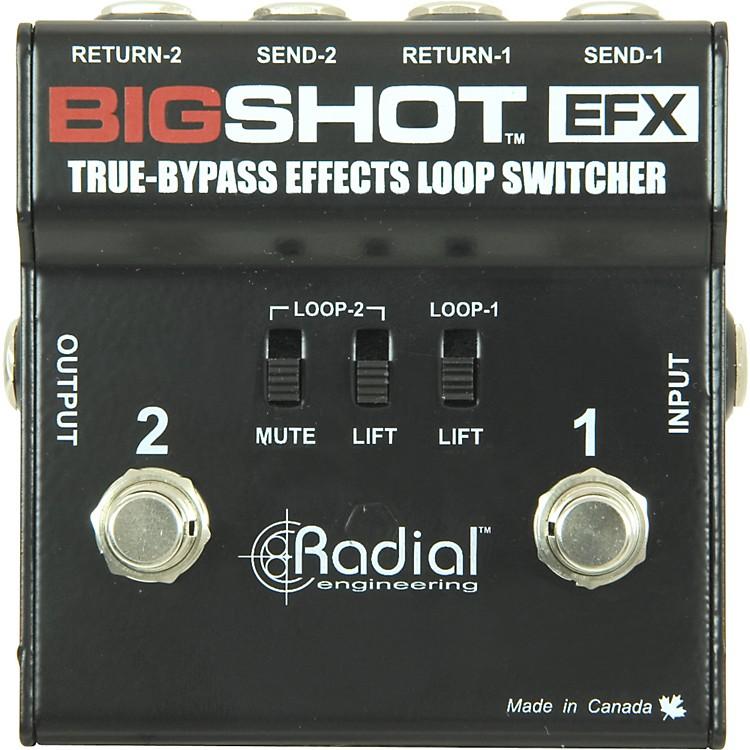 Radial EngineeringBigShot EFX Effects Loop