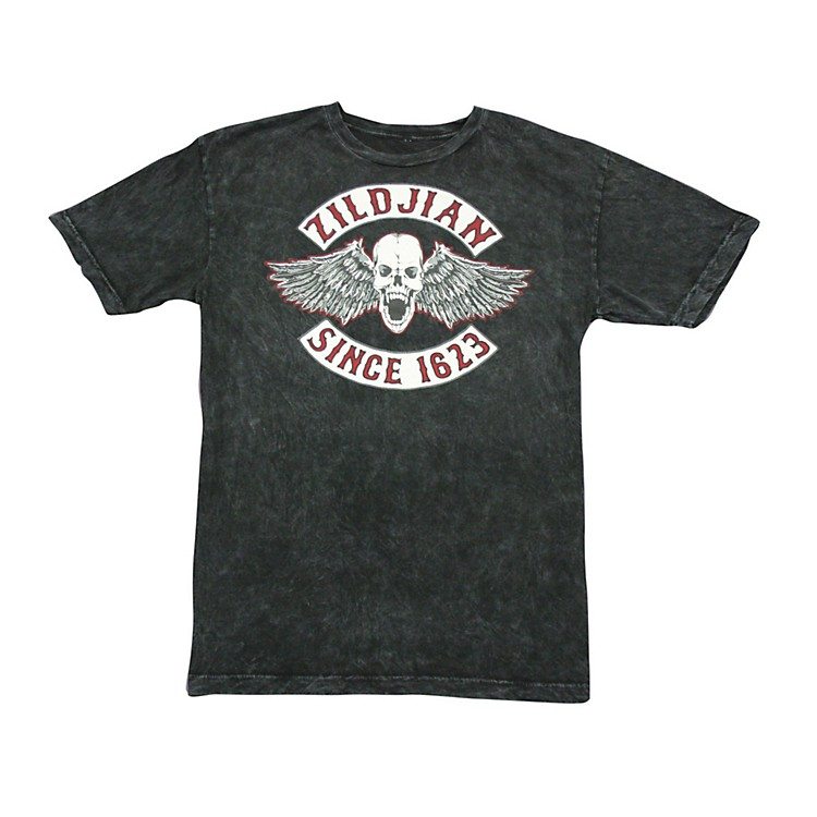 ZildjianBiker T-Shirt