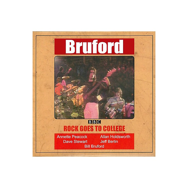 AllianceBill Bruford - Rock Goes to College