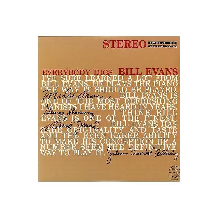 AllianceBill Evans - Everybody Digs Bill Evans