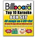 Sybersound Billboard Box Set 1 [4 CD+G Boxed Set]