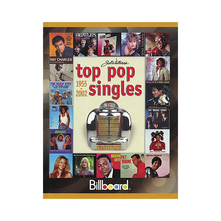 Record ResearchBillboard's Top Pop Singles 1955-2002 Book