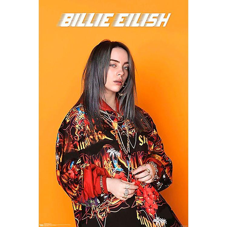 Trends InternationalBillie Eilish - Portrait Poster