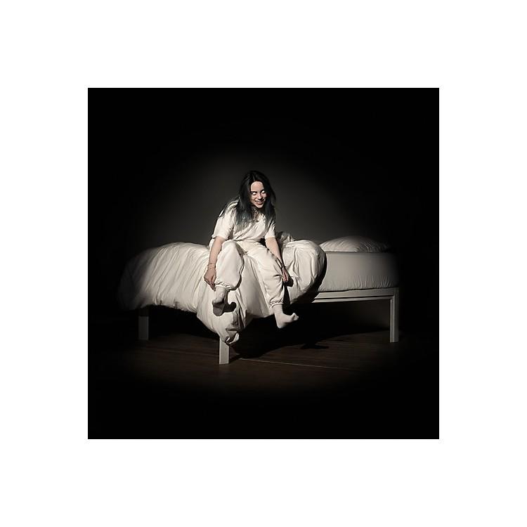 AllianceBillie Eilish - When We All Fall Asleep, WHERE Do We Go? (CD)