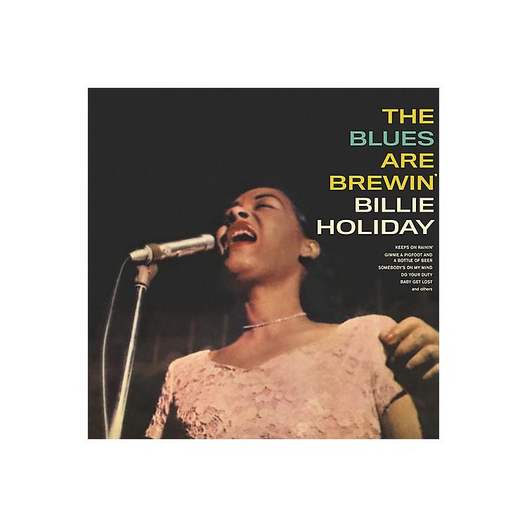 AllianceBillie Holiday - Blues Are Brewin'