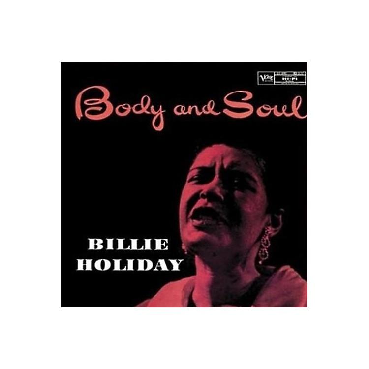 AllianceBillie Holiday - Body And Soul