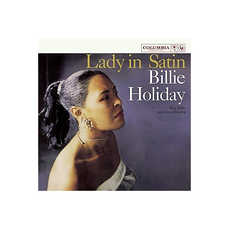 AllianceBillie Holiday - Lady In Satin