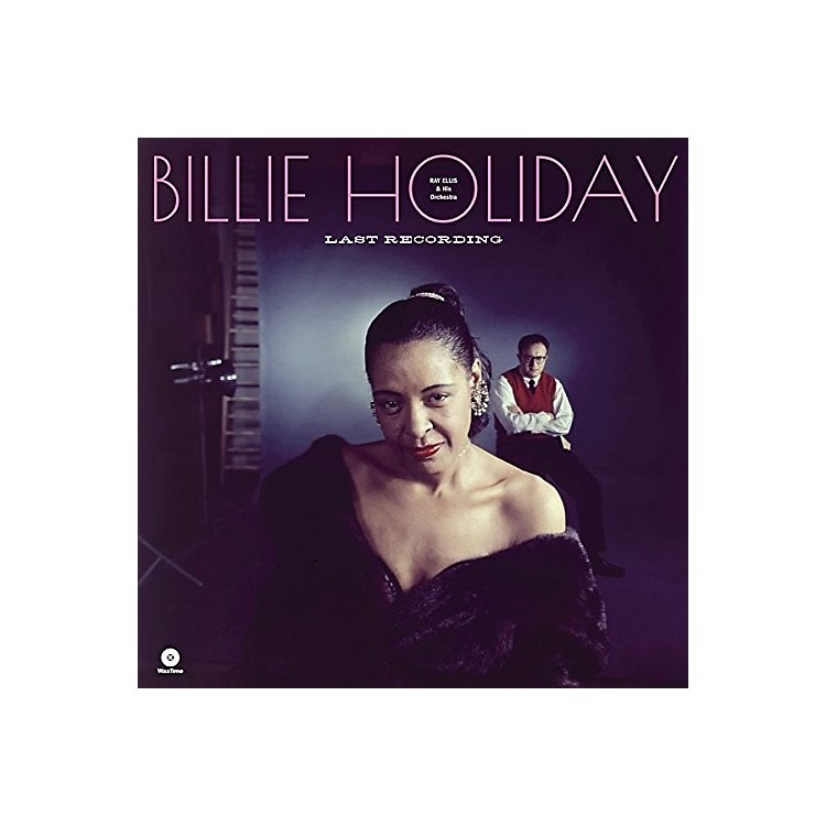 Alliance Billie Holiday - Last Recording