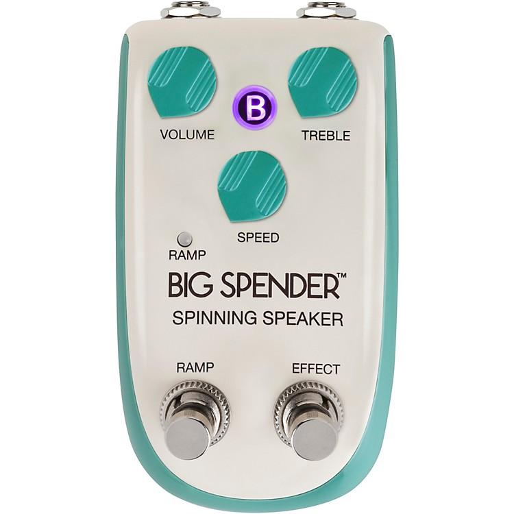 DanelectroBillionaire Big Spender Spinning Speaker Effects Pedal
