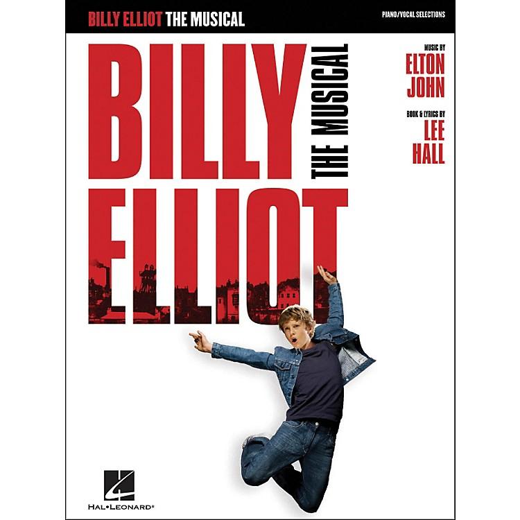 Hal LeonardBilly Elliot - Piano/Vocal Selections arranged for piano, vocal, and guitar (P/V/G)