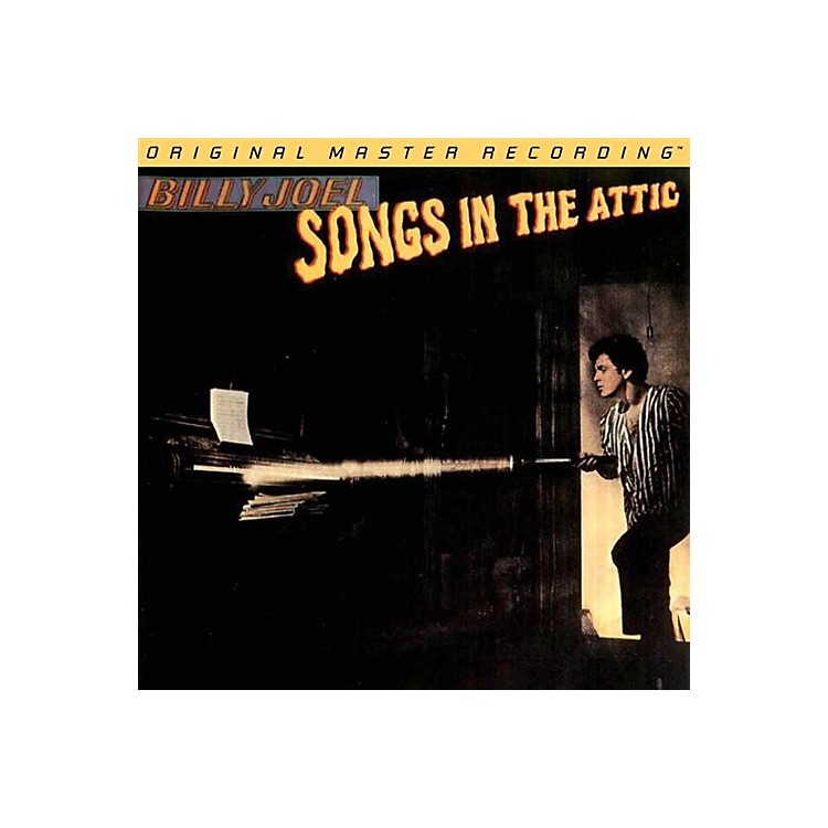 AllianceBilly Joel - Songs In The Attic