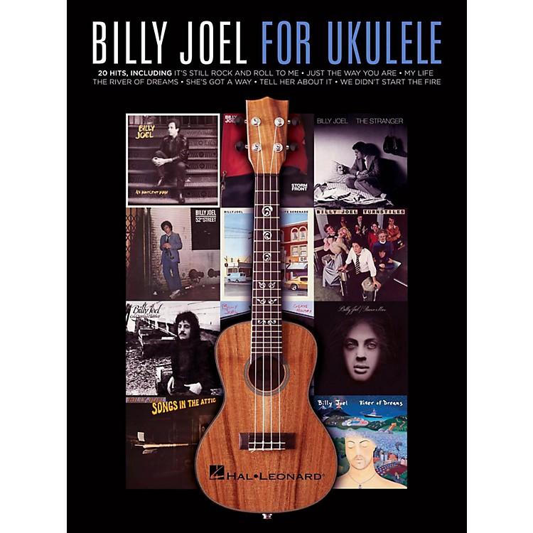 Hal LeonardBilly Joel For Ukulele