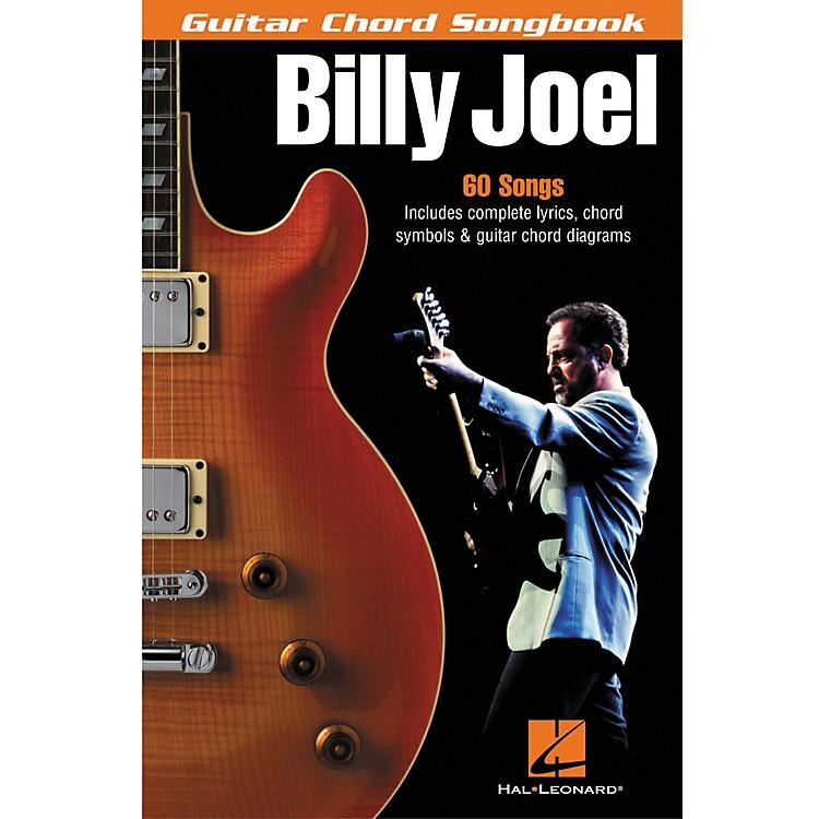 Hal LeonardBilly Joel Guitar Chord Songbook
