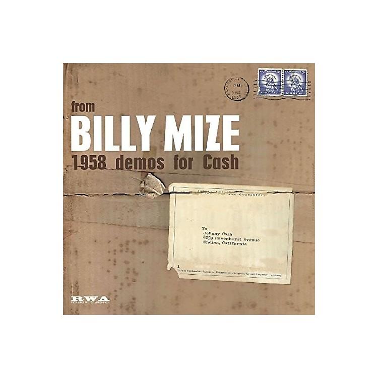 AllianceBilly Mize - 1958 Demos For Cash