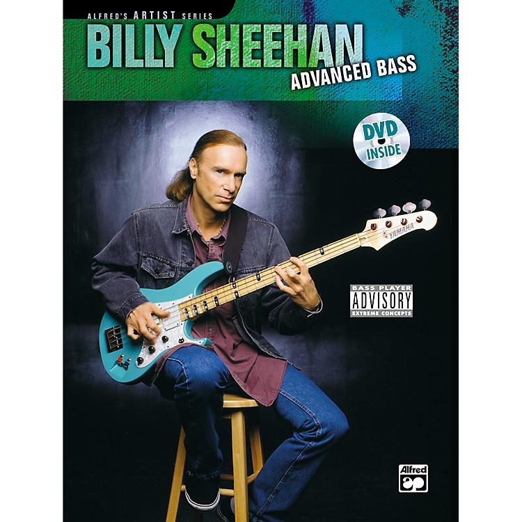 AlfredBilly Sheehan: Advanced Bass (Book/DVD)