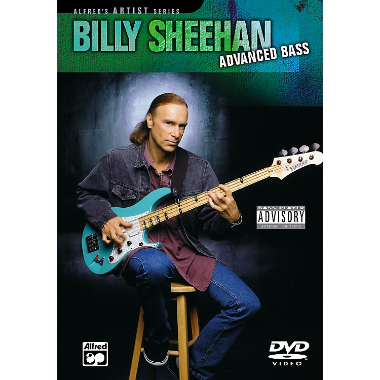 Alfred Billy Sheehan: Advanced Bass (DVD)