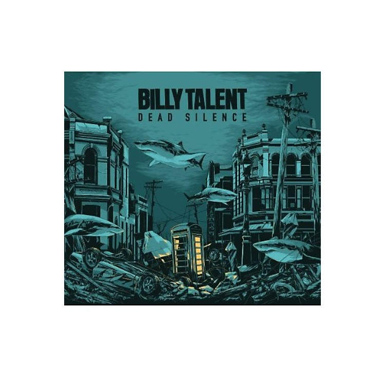 Alliance Billy Talent - Dead Silence