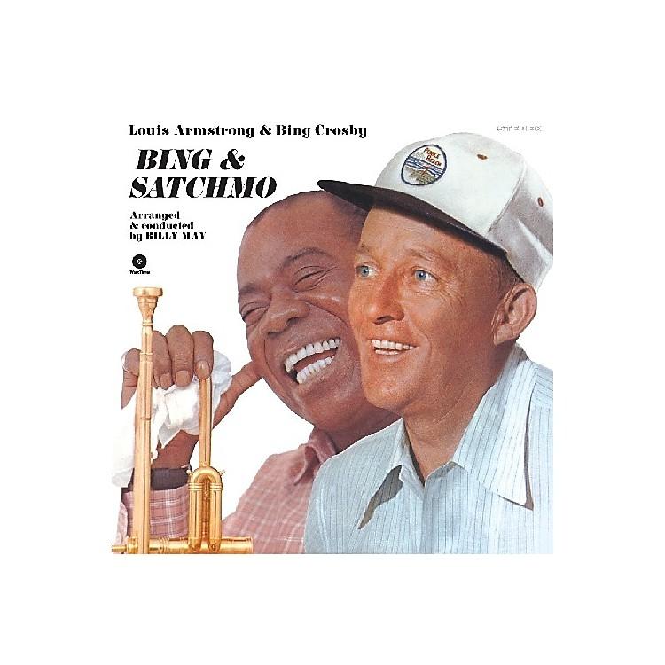 AllianceBing Crosby - Bing & Satchmo