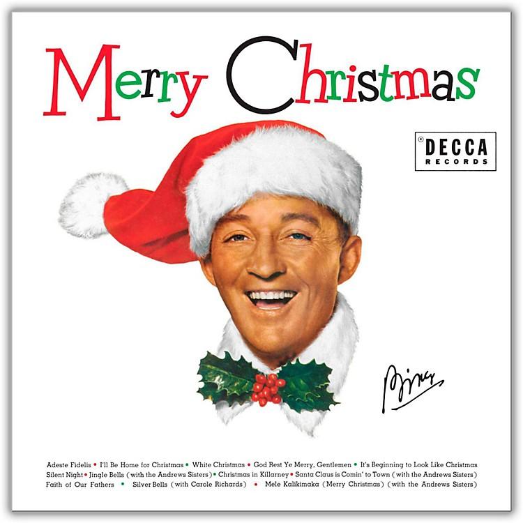 Universal Music GroupBing Crosby - Merry Christmas Vinyl LP
