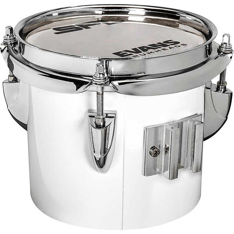 Sound Percussion Labs Birch Marching Drum 6 in.  White