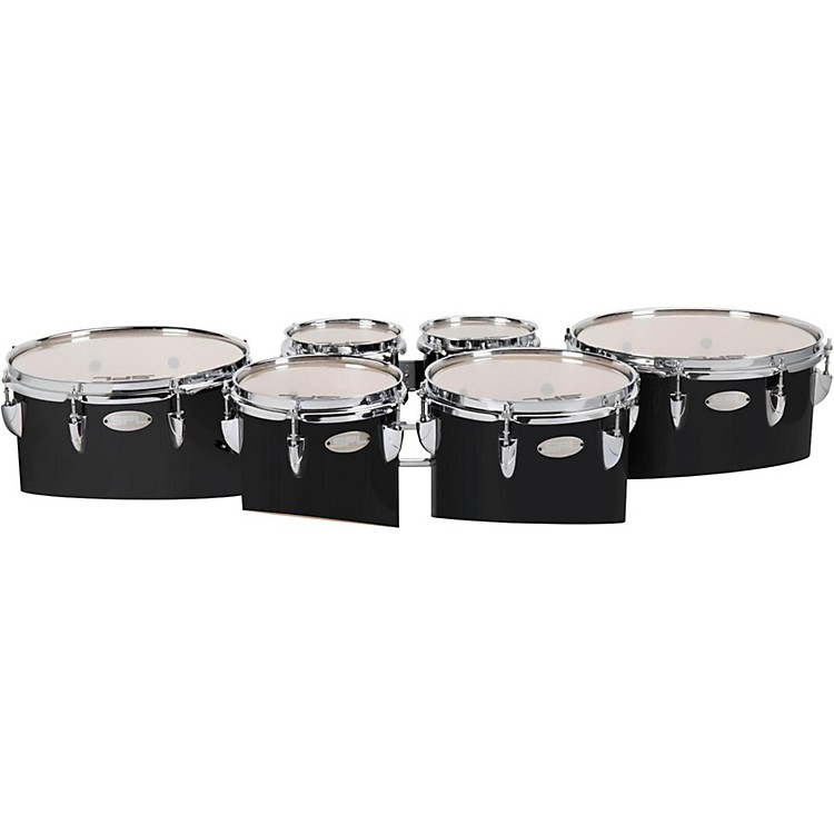 Sound Percussion LabsBirch Marching Sextets with Carrier 6/6/8/10/12/13Black