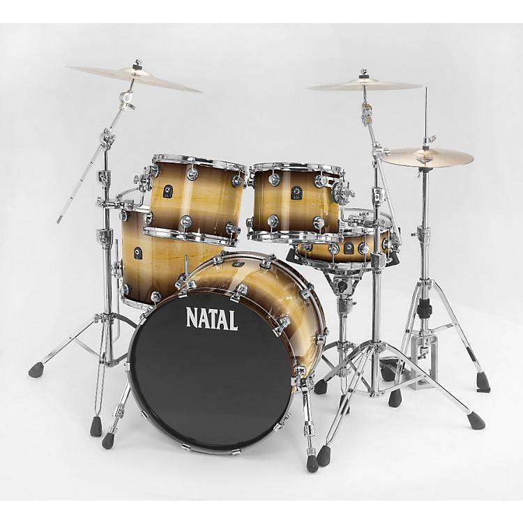 Natal DrumsBirch Rock 5-Piece Shell Pack
