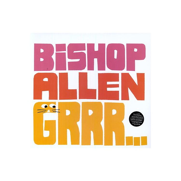AllianceBishop Allen - Grrr...