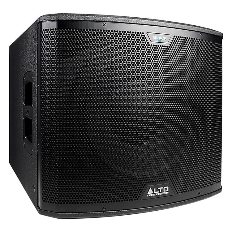 alto black 15 active subwoofer 2400w music123. Black Bedroom Furniture Sets. Home Design Ideas