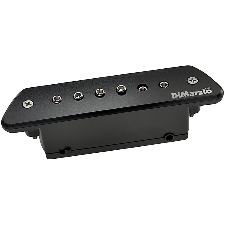 DiMarzio Black Angel Passive Acoustic Soundhole Pickup