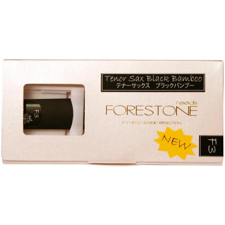 Forestone Black Bamboo Tenor Saxophone Reed Strength 4