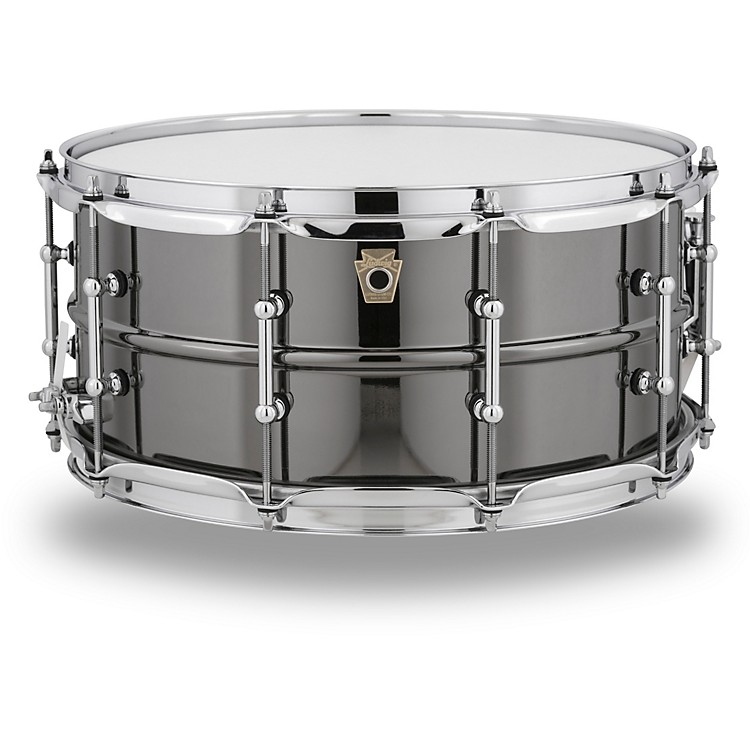 Ludwig Black Beauty Snare Drum 14 x 6.5 in.